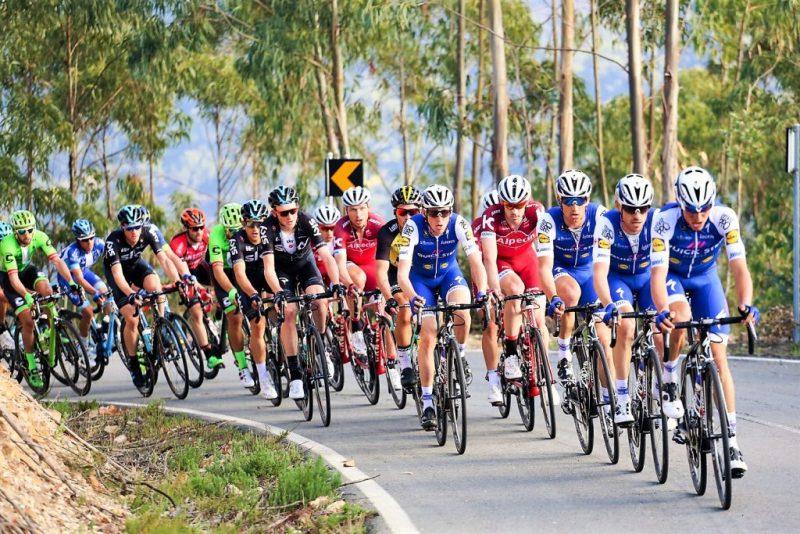 Algarve-Februar 2019 mit der Radrundfahrt Volta ao Algarve