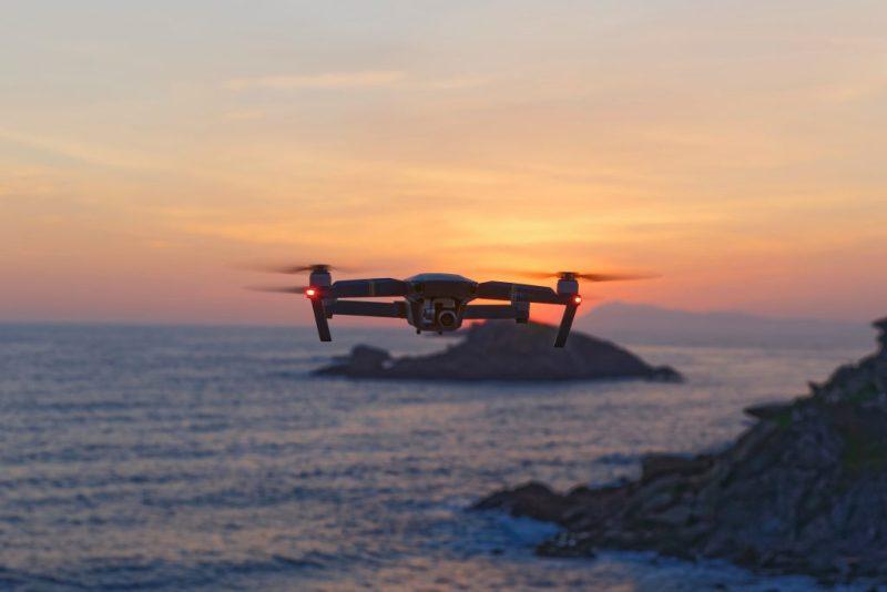 Algarve News über Geldstrafe für Drohnen-Fotografen in Lissabon