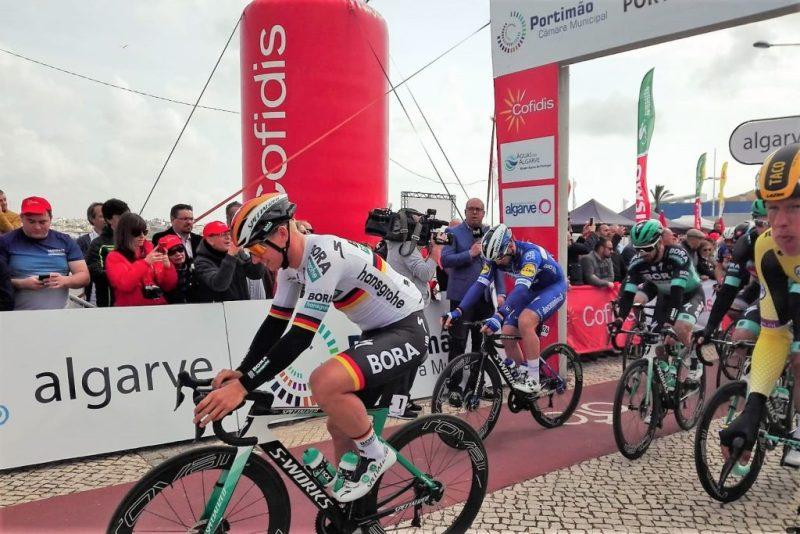 Algarve-Rundfahrt Volta ao Algarve mit deutschen Straßenmeister Pascal Ackermann