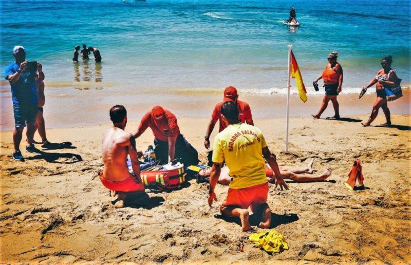 Algarve News zu Lebensrettungs-Station in Quarteira