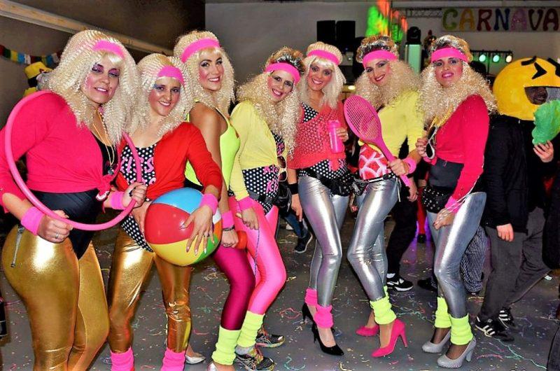 Algarve-Karneval bietet auch närrisches Treiben in Albufeira
