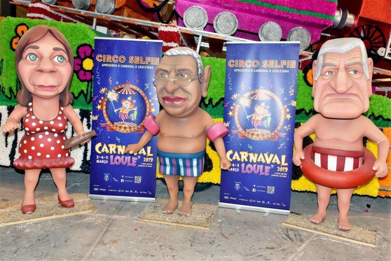 Algarve-Karneval verspottet portugiesische Prominente aus Politik, Sport und Wirtschaft