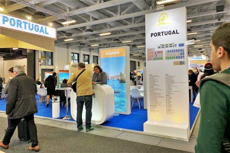Algarve News zum Auftritt von ATA auf der ITB 2019 in Berlin