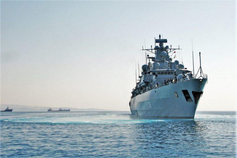 Jagd-U-Boot Portugals macht bei Mission Sophia mit im Rahmen von EUNAVFOR Med