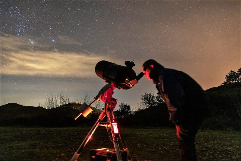Wander-Saison der Algarve bietet auch viel für Freunde der Astronomie