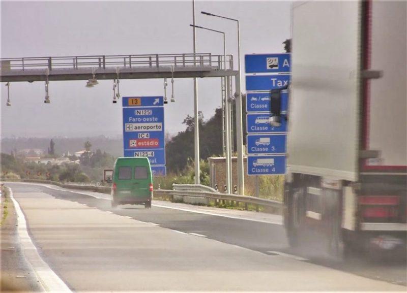 Algarve News zu Geisterfahrt auf der A 22