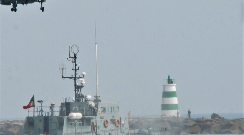 Algarve-Fischkutter in Seenot löst Rettungseinsatz von Marine und Luftwaffe aus