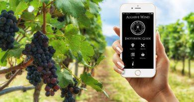 App führt Touristen zu Weingütern, Restaurants und Geschäften der Algarve