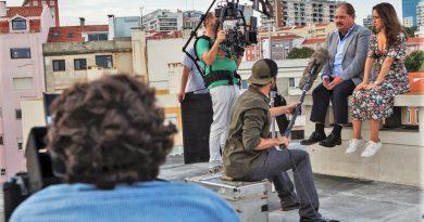 Fado singen Jürgen Tarrach und Vidina Popov nicht im Lissabon-Krimi, aber in einer Musik-Produktion
