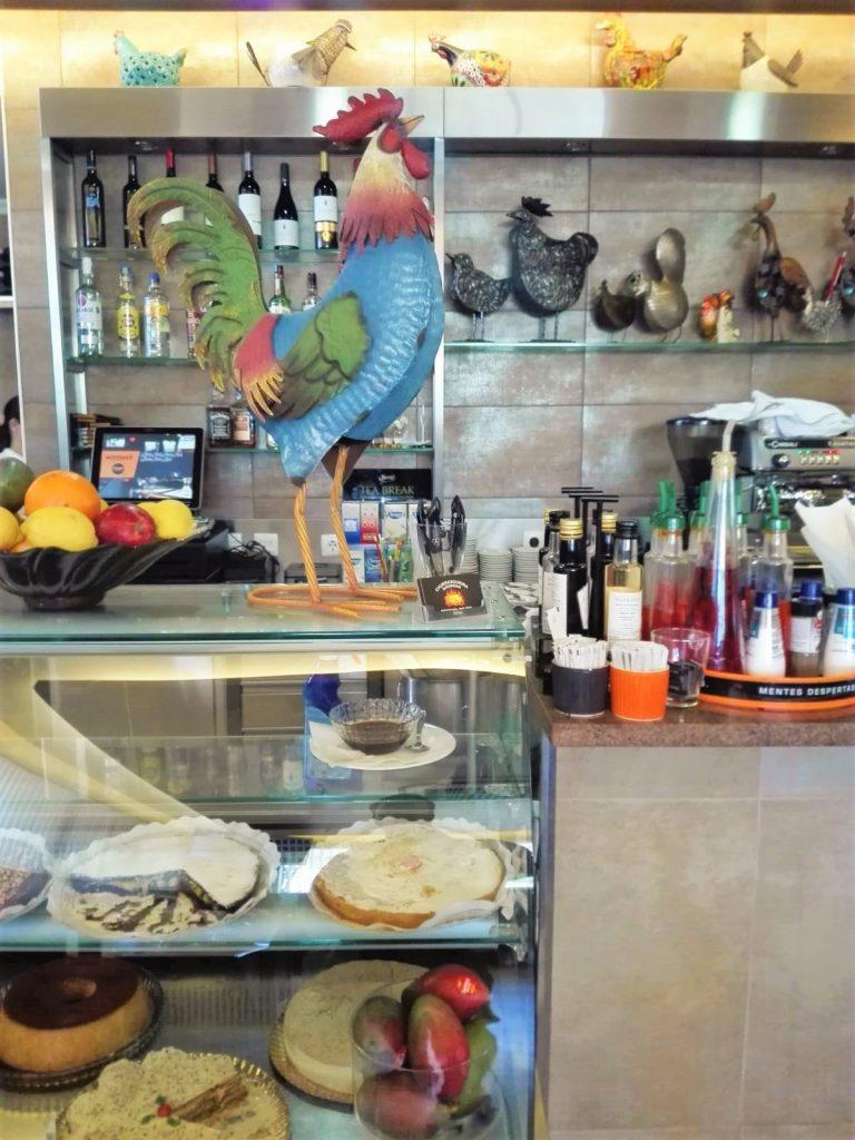 Guerreiro ist ein portugiesisches Spezialitäten-Restaurant in Portimao