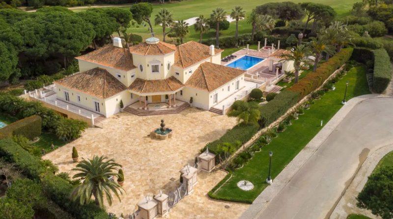 Luxus-Villa an der Algarve kann im Internet ersteigert werden