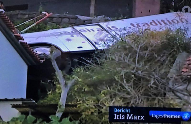 Oster-Touristen auf Madeira bei Busunfall zu Tode gekommen