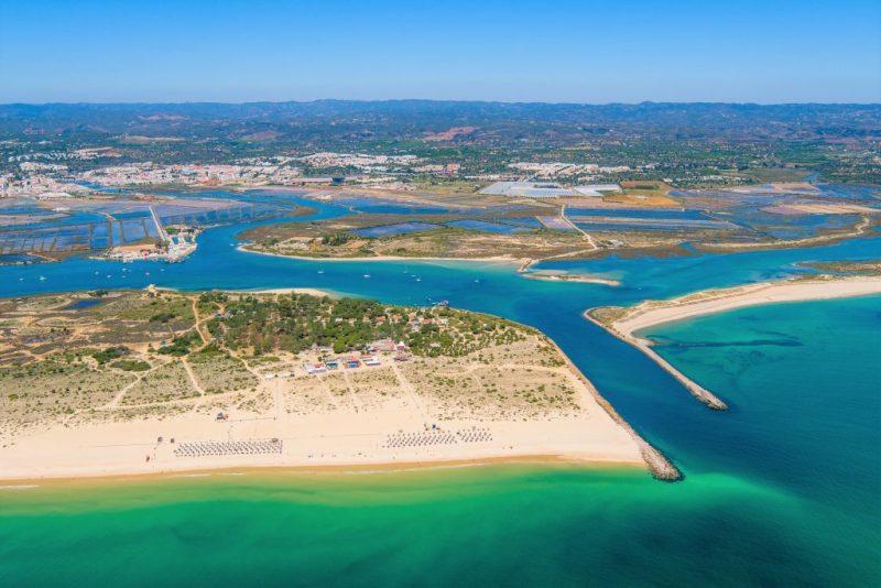 Ausgebucht sind die Algarve-Hotels zu Ostern 2019, aber Ruhe findet man auf den Inseln