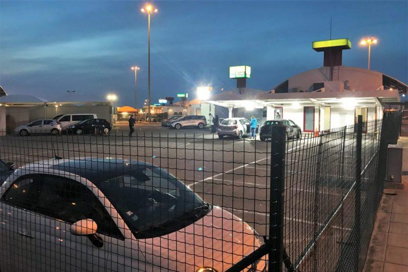 Unfall mit Mietwagen an der Algarve bedeutet Information der Vermietstation am Flughafen in Faro