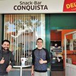 Snackbar Conquista will auch deutsche Kunden erobern