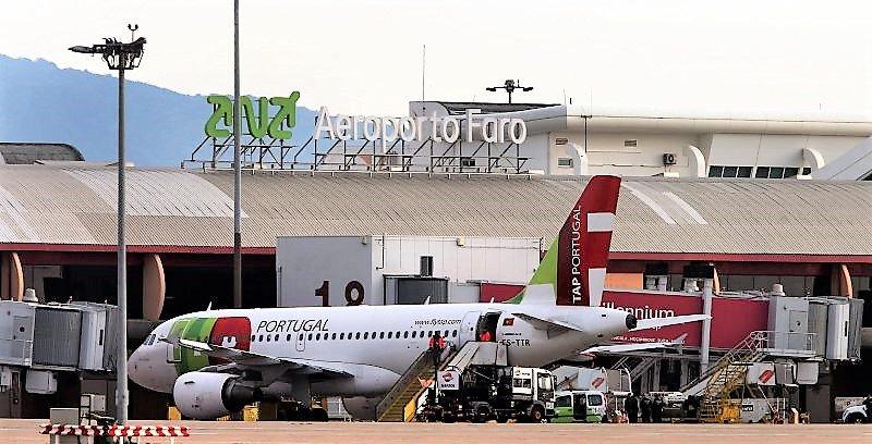 Algarve News zum Aufwind des Flughafens Faro in 2019