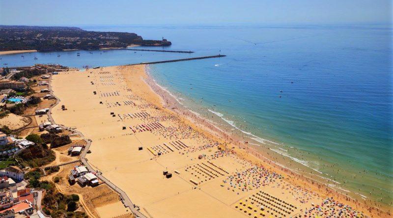 Algarve News zu Videoüberwachung in Portimao im Viertel Praia da Rocha