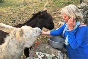 Bettina Haskamp wohnt als Autorin der Algarve-Krimis auf dem Lande bei Alcoutim