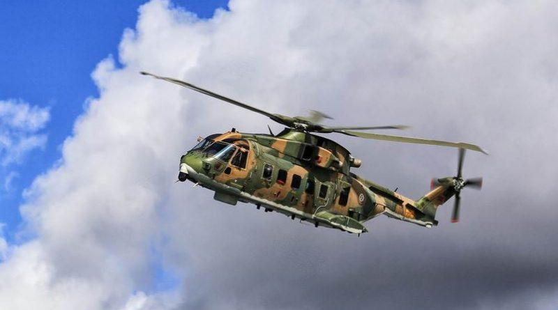 Kreuzfahrer aus Deutschland mit Hubschrauber von AIDAdiva gerettet