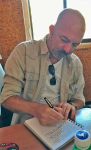 Lost in Fuseta-Autor Gil Ribeiro besucht die Schauplätze seiner Krimis