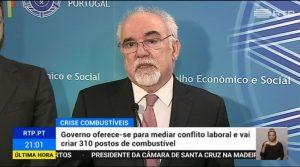 Oster-Touristen in Portugal müssen sich mit Einschränkungen der Kraftstoff-Verfügbarkeit abfinden