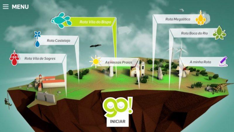 Algarve News zu neuer App des Kreises Vila do Bispo