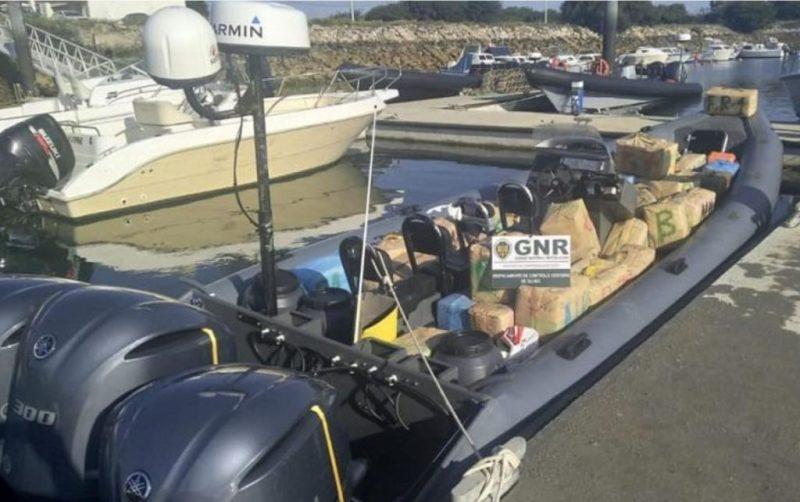 Algarve News zu Speedboot mit 2.800 Kilogramm Haschisch an Bord