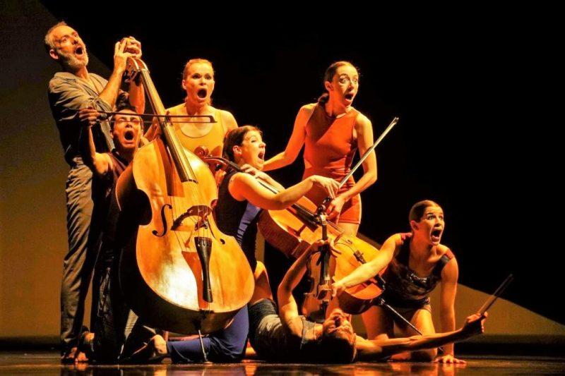 Algarve-Juni 2019 mit vielen Tanz-Vorführungen