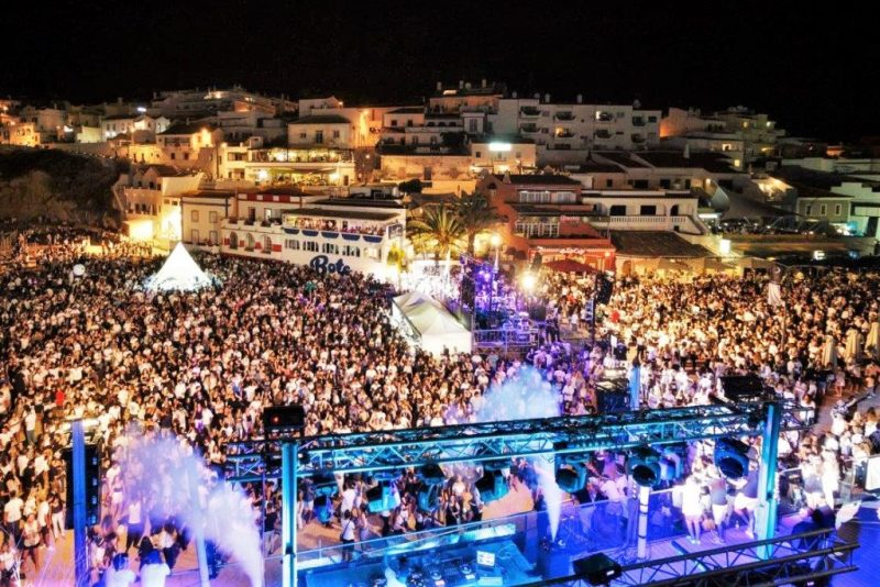 Algarve-Juni 2019 mit Black & White-Nacht in Carvoeiro