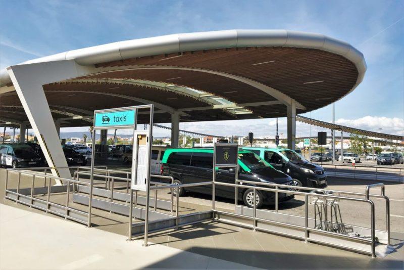 Mietwagen-Kunden an der Algarve sind häufiger als Taxi-Nutzer am Flughafen Faro