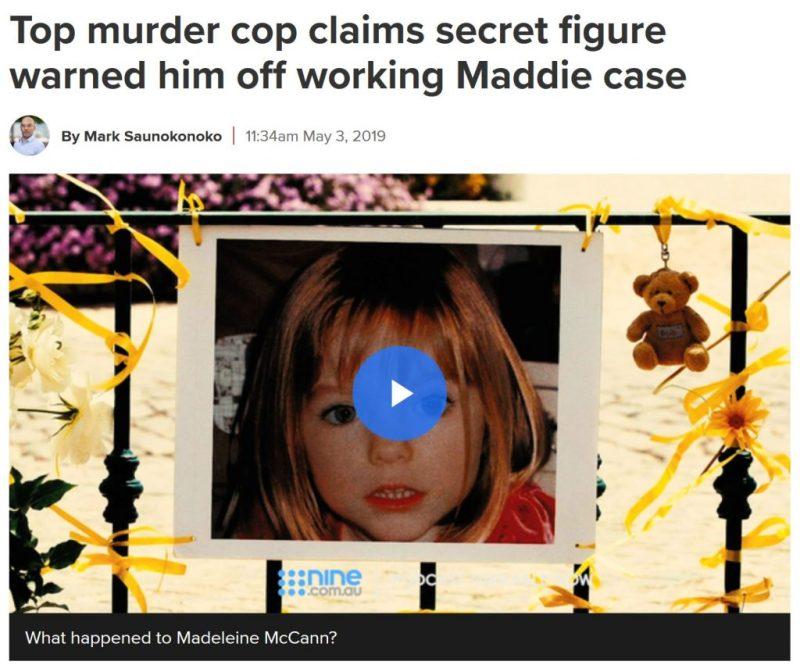 Polizei in Portugal stellt klar, dass Ermittlungen im Fall Madeleine McCann noch laufen an der Algarve