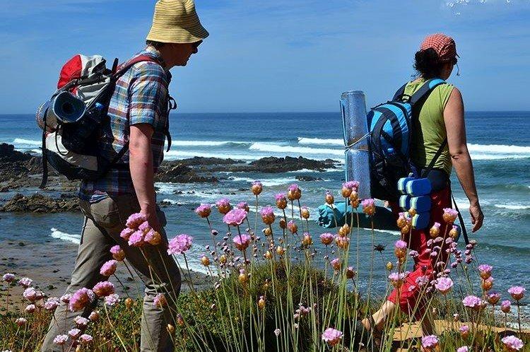 Wanderwege über 740 Kilometer Länge führen durch den Westen von Algarve und Alentjeo