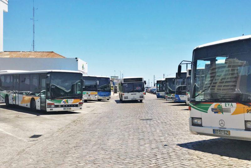 Algarve News zu Bus-Verbindungen an Portugals Südküste
