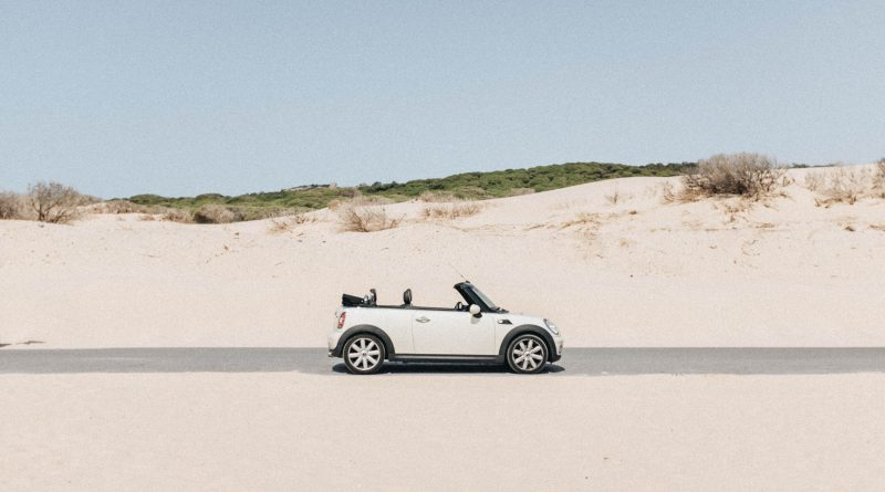 Mietwagen-Fahrer bevorzugen an der Algarve oft ein Cabrio