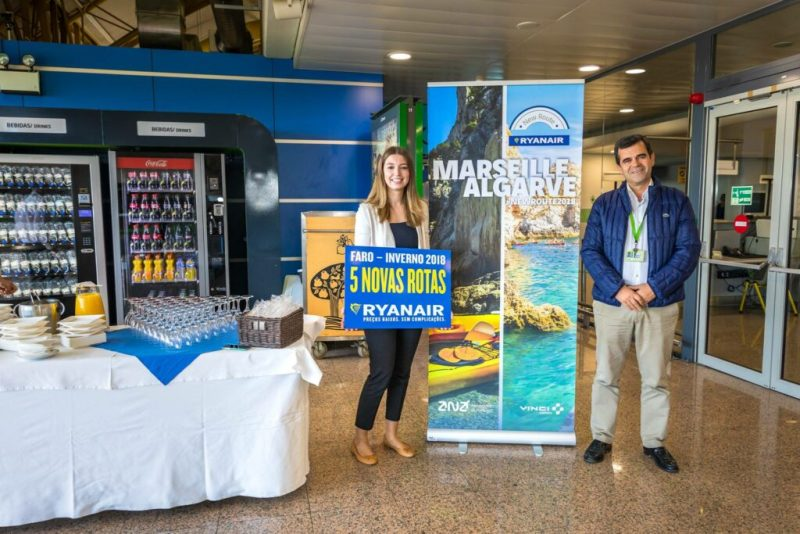 Airport-Werbung bringt Faros Flughafendirektor Borges in Bedrängnis