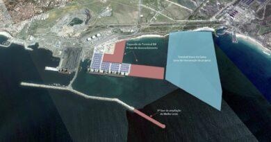 Ausbau von Hafen Sines in Portugal beschlossen