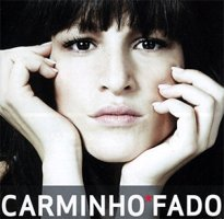 Carminho Fado CD Cover