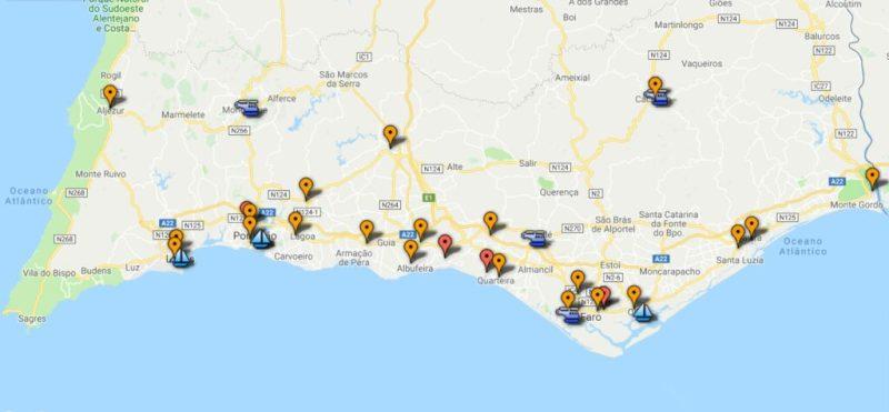 Algarve-Basis von Ryanair und Tankstellennetz durch Streiks betroffen