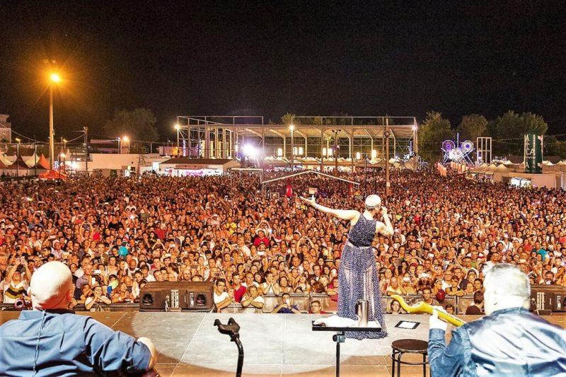 Algarve-August 2019 mit FATACIL-Konzert von Fado-Sängerin MARIZA