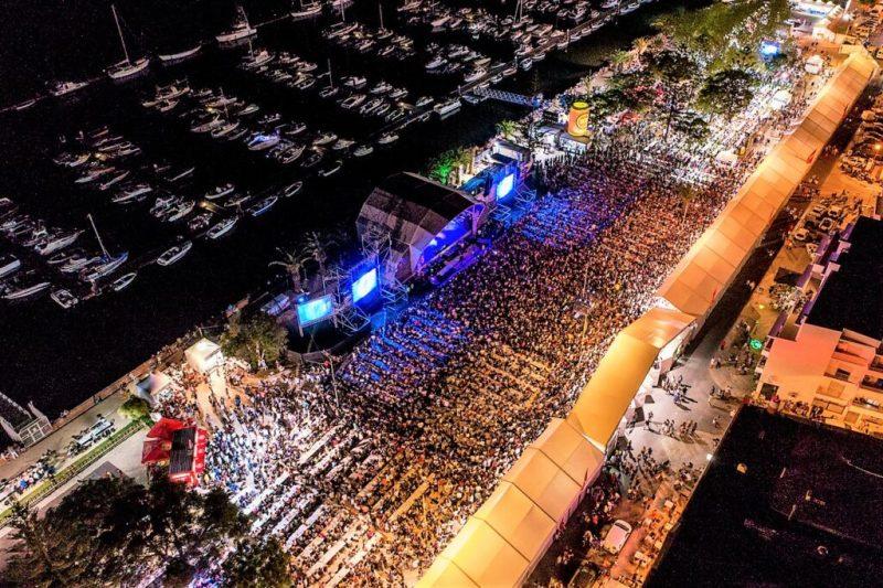 Algarve-Festivals im August mit prominenten Teilnehmern