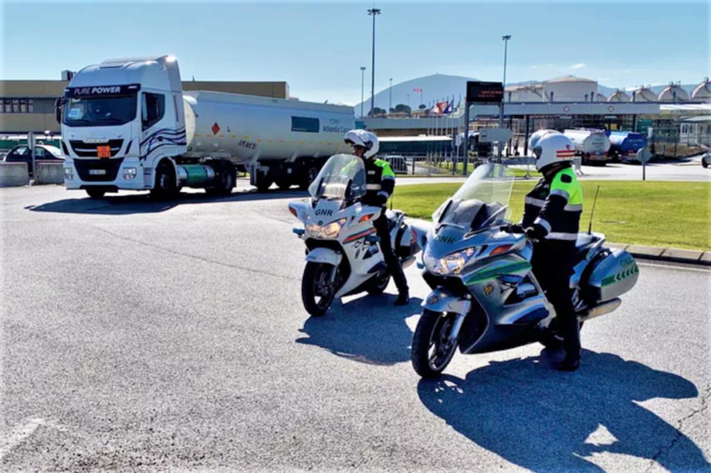 Algarve News zu Stellen des Tankwagenfahrer-Streiks in Portugal