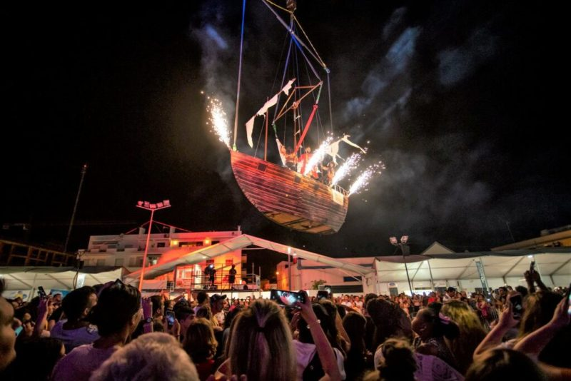 Algarve-Festivals bieten im August viel Unterhaltung und gute Gastronomie