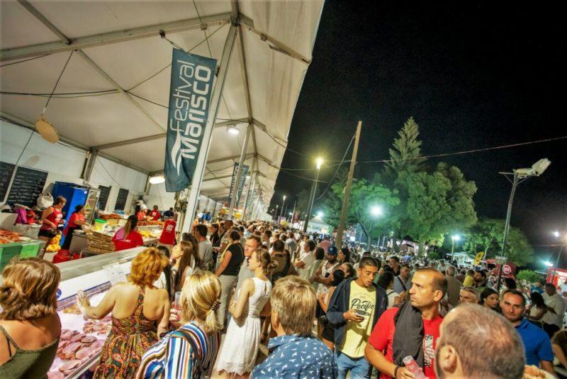 Algarve-Festivals mit zehntausenden von Besuchern im August