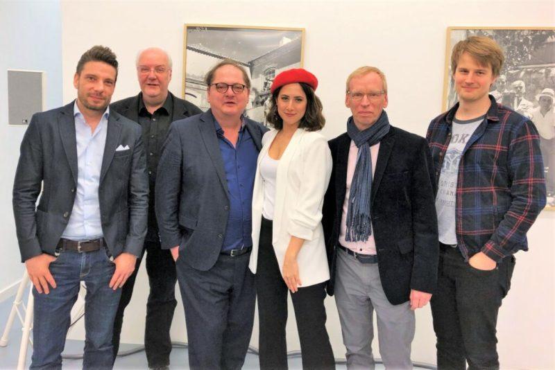Fado auf Deutsch wird im Team rund um Jürgen Tarrach und Vidina Popov produziert