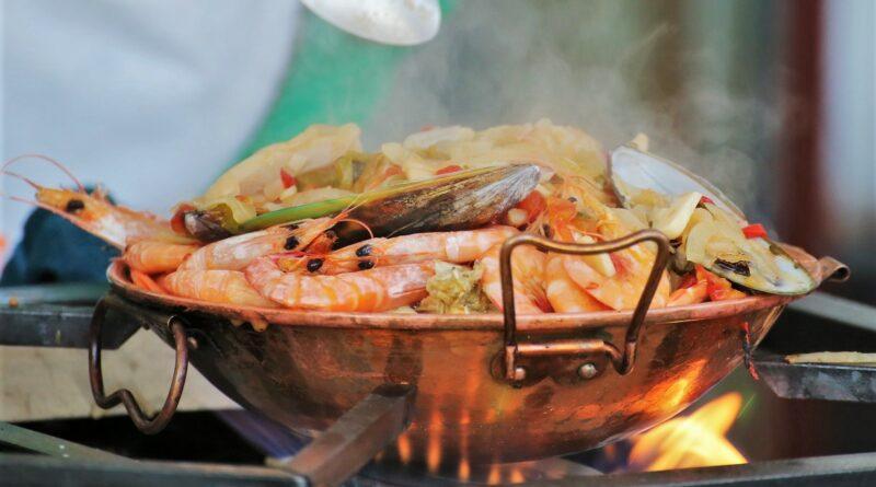 Algarve-August 2019 bietet viel Fisch und Meeresfrüchte