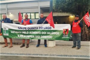 Algarve News zu Streiks in Hotellerie und Tourismus