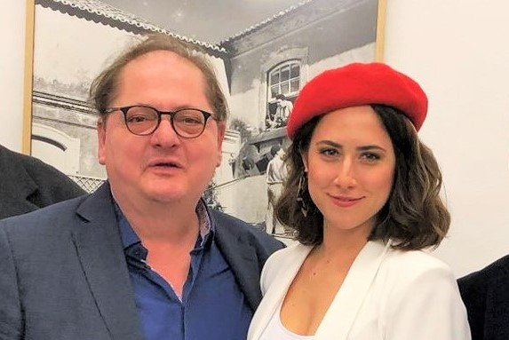 Fado auf Deutsch singen die Schauspieler Jürgen Tarrach und Vidina Popov im Duett