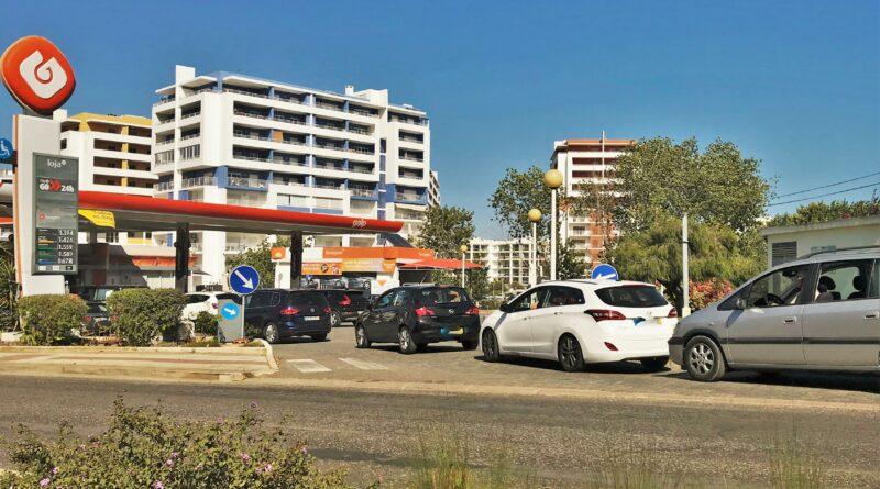 Tankwagen-Streik trifft Algarve härter als andere Regionen Portugals