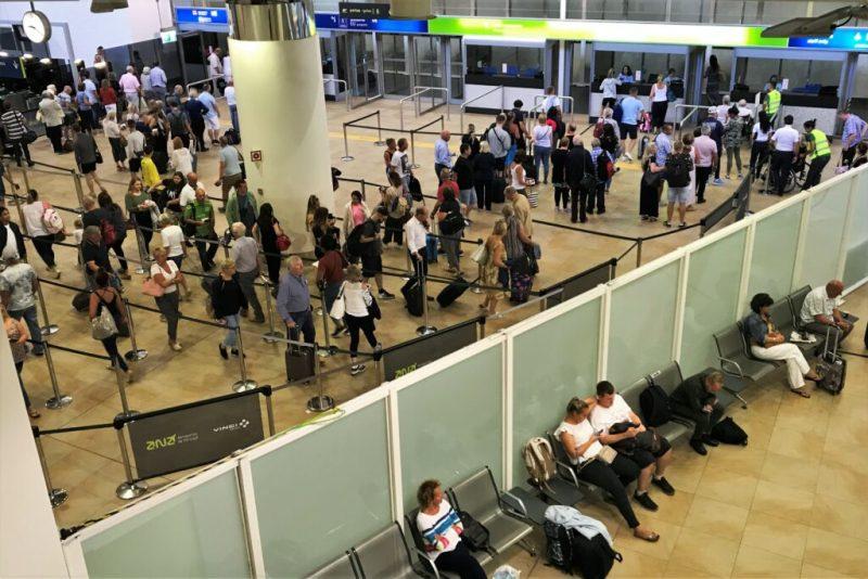 Thomas Cook-Pleite hat wie andere Folgen für Algarve-Flughafen Faro