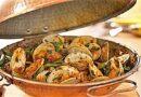 Christophs Algarve-Küche serviert: Cataplana - ein Stahlhelm macht Karriere